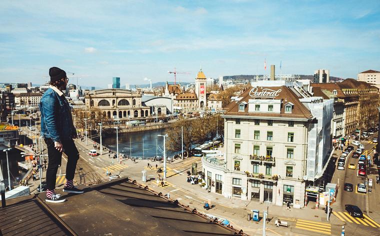 Blogger aus Zürich verraten ihre Lieblingsorte der Stadt