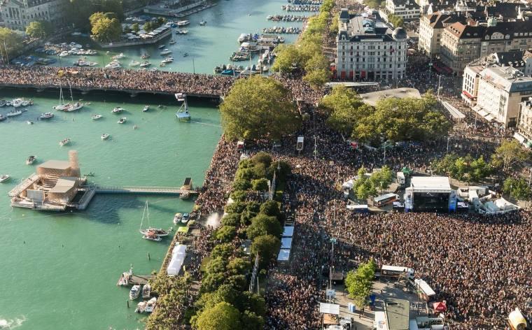 Insider-Tipps für die Street Parade in Zürich 2018