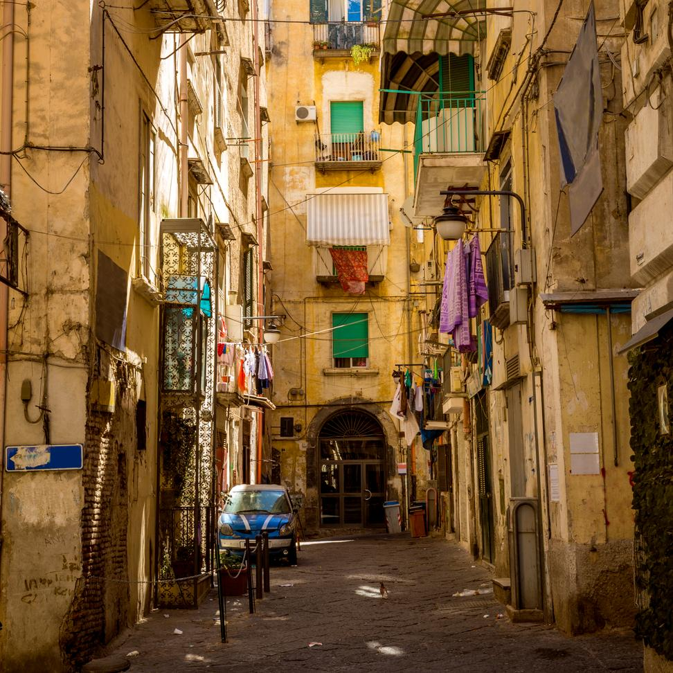 Hotels Neapel ab CHF 12 - Unterkunft in Neapel | momondo.ch